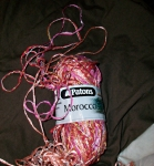 Patons Morocco wool