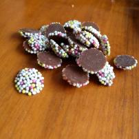 Mini chocolate things. 40/365